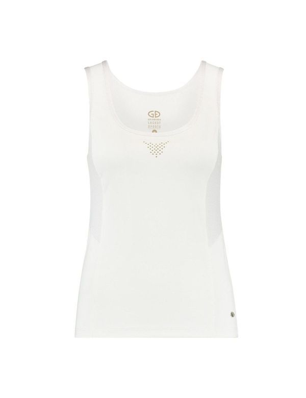 GOLDBERGH ROXBURY  SINGLET white