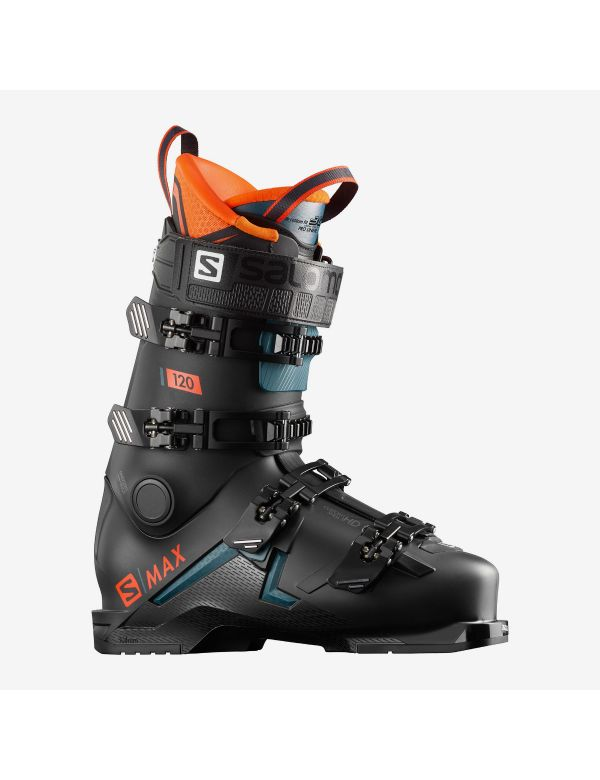 Salomon s max 120 black orange
