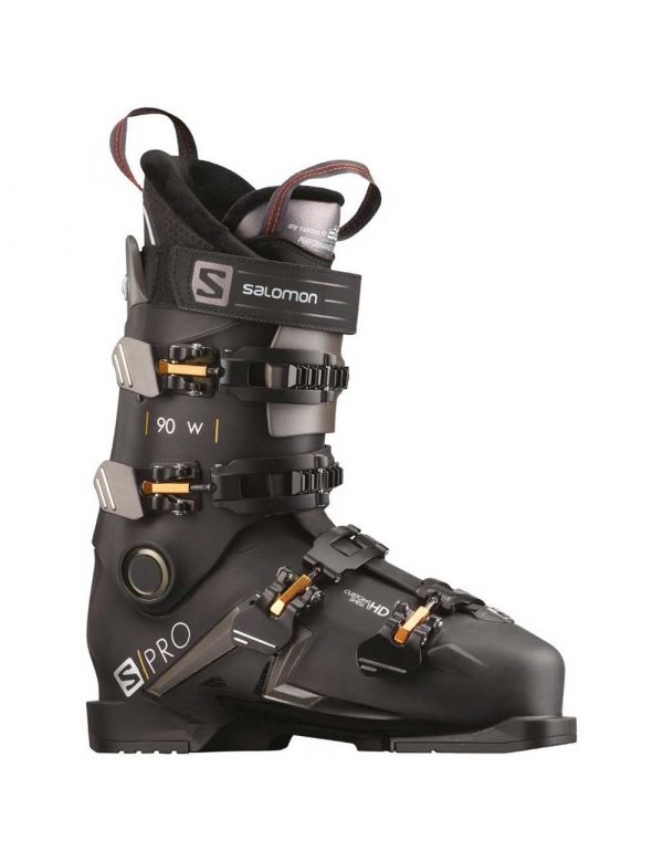SALOMON S PRO 90 W black belluga