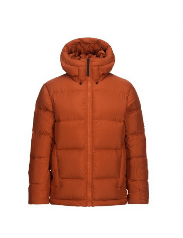 PEAK PERFORMANCE MEN'S RIVAL JACKET CLAY