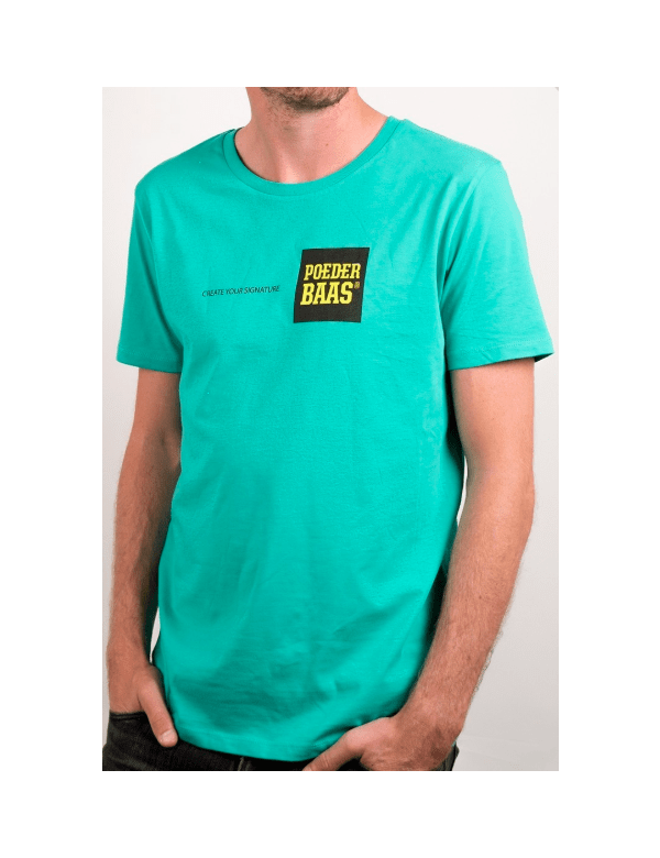 POEDERBAAS CREATE YOUR SIGNATURE T-SHIRT
