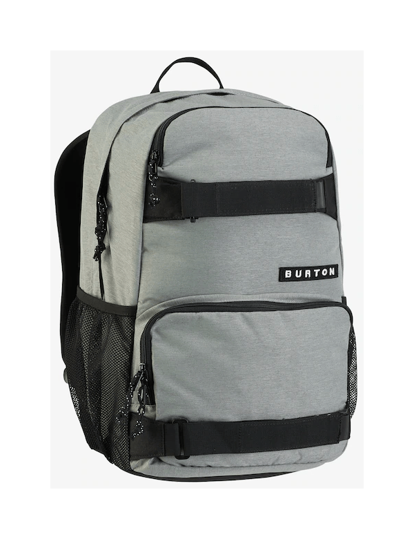 BURTON TREBLE YELL PACK Grey heather
