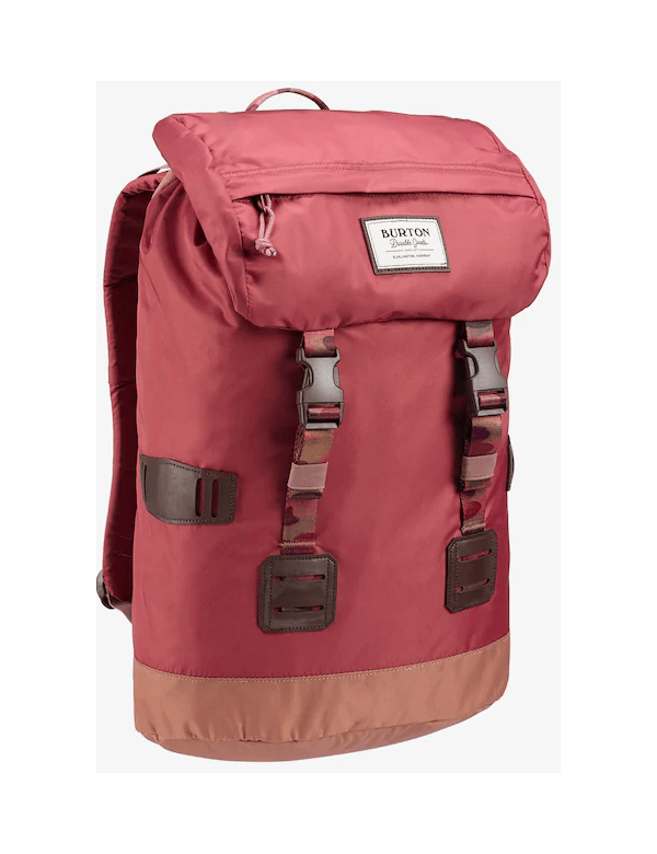 BURTON TINDER PACK Rose brown flight satin