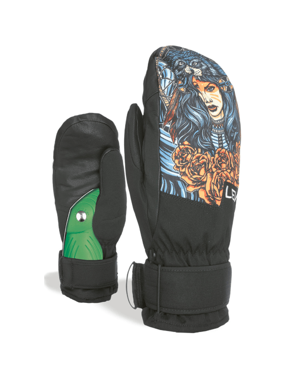 LEVEL SPACE MITT Ninja black
