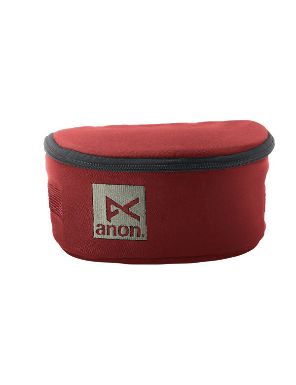 ANON GOGGLE CASE AZTEC Red