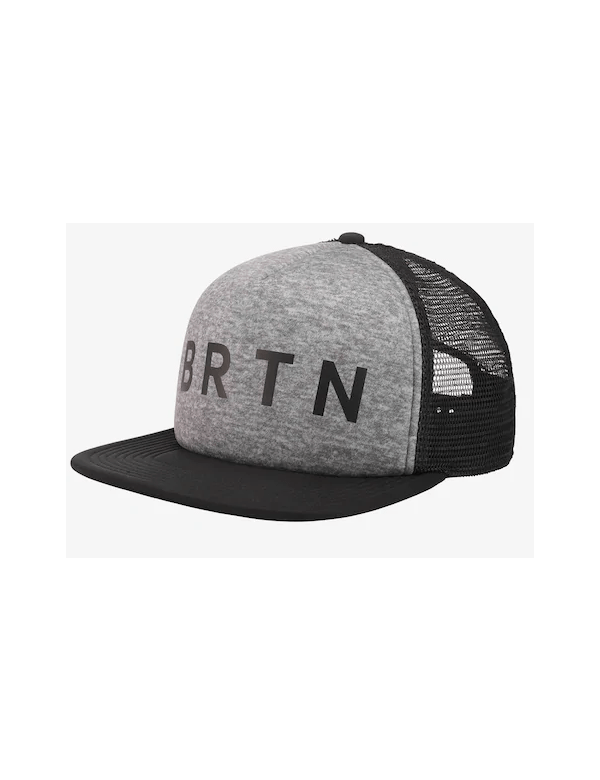 BURTON I-80 SNAPBACK HAT True black