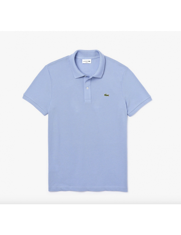 LACOSTE SLIM FIT POLO Purpy