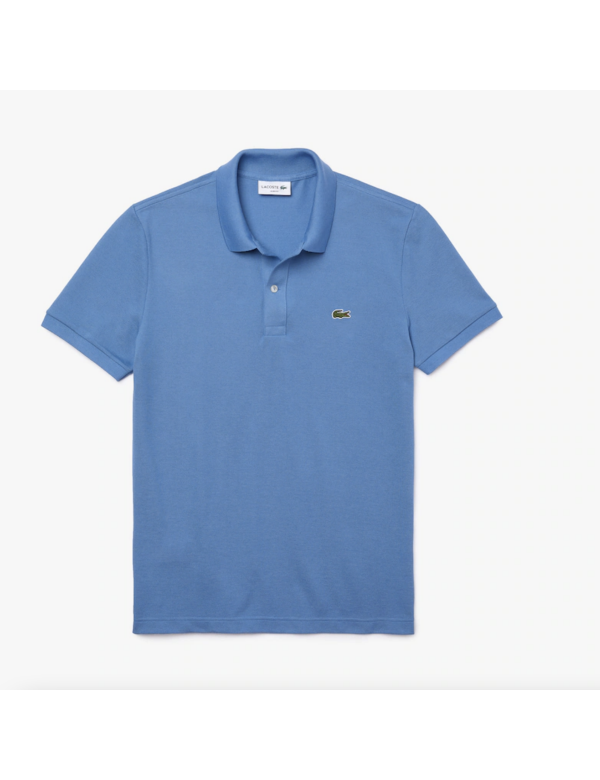 LACOSTE SLIM FIT POLO Turquin blue