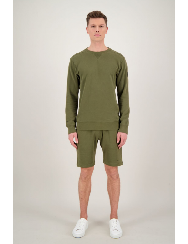 AIRFORCE SWEAT PANTS Olive night
