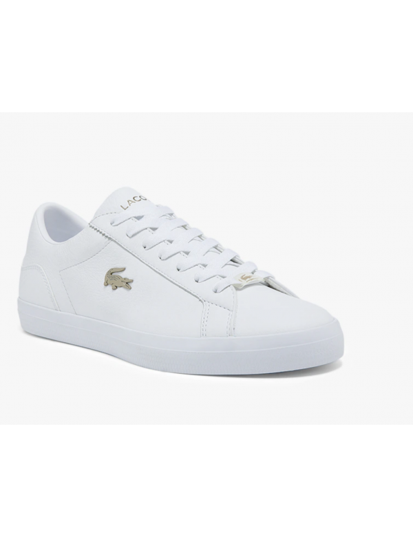 LACOSTE CARNABY EVO white