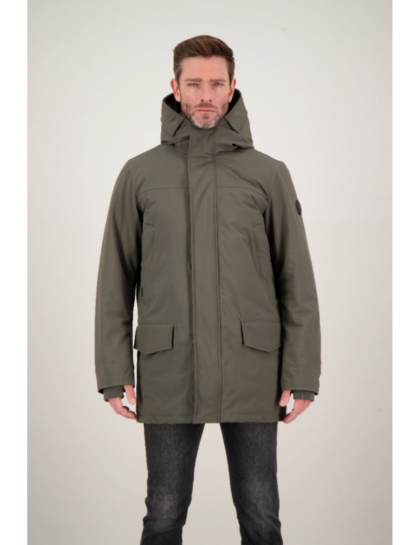AIRFORCE SNOW PARKA Olive night