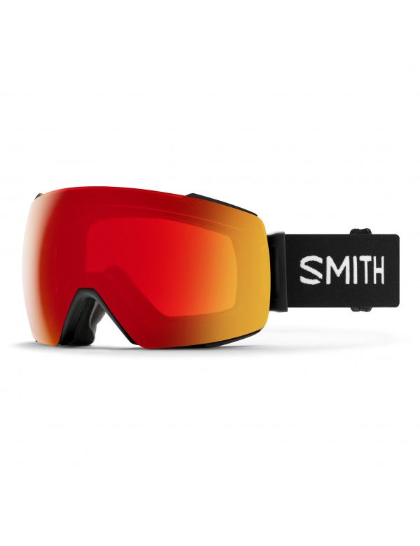Smith i/o mag black photochromic