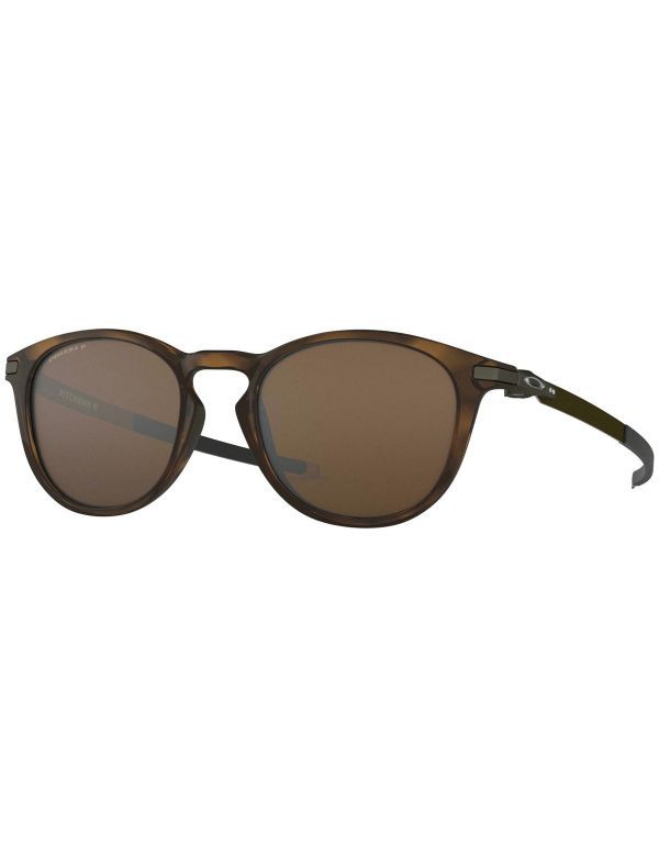 5aa4bf3deb6598 OAKLEY PITCHMAN POLARIZED Polished Brown