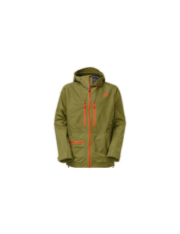 THE NORTH FACE FUSE BRIGANDINE forest green