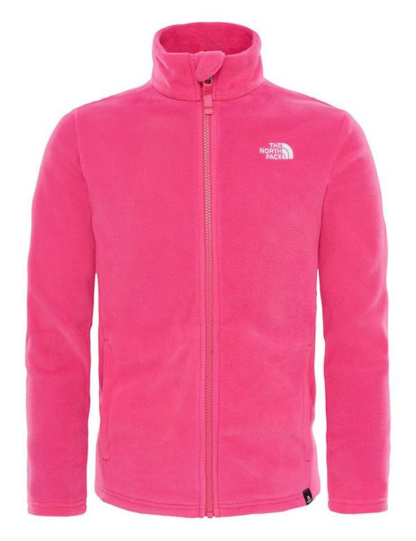 THE NORTH FACE GIRLS SNOW QUEST PINK