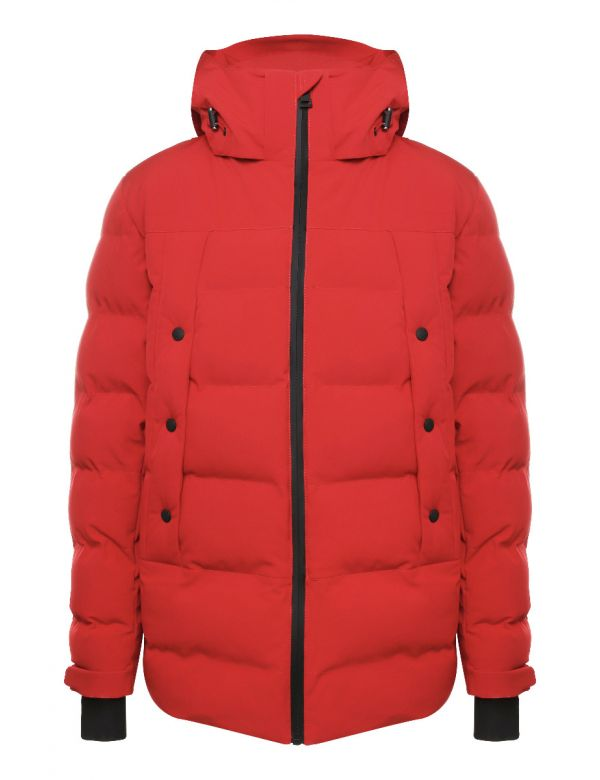 AIRFORCE BEECH MOUNTAIN JACKET Red