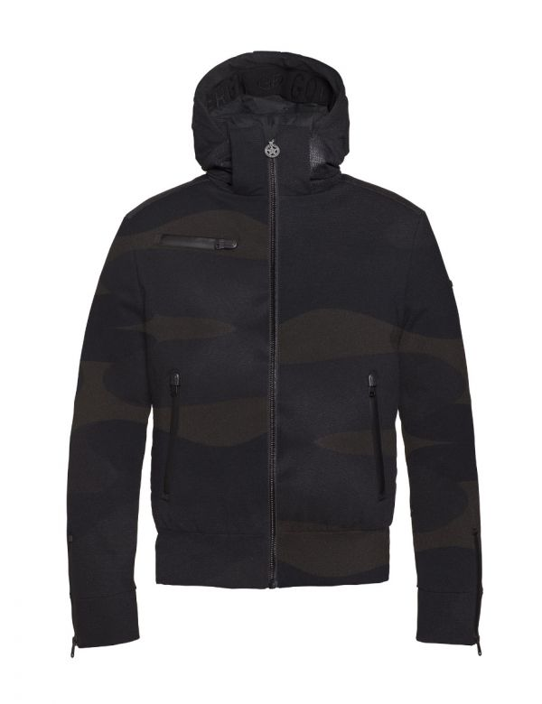 GOLDBERGH WARRIOR MEN JACKET camo