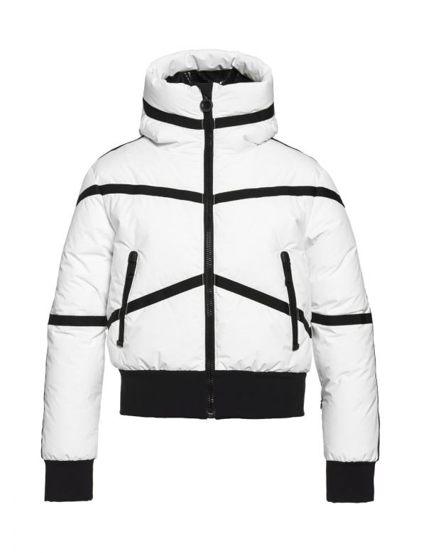 GOLDBERGH WEB JACKET white