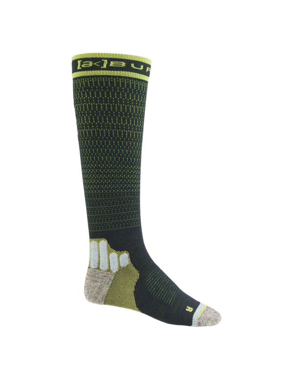 BURTON AK ULTRALIGHT COMPRESSION SOCK DARK SLATE