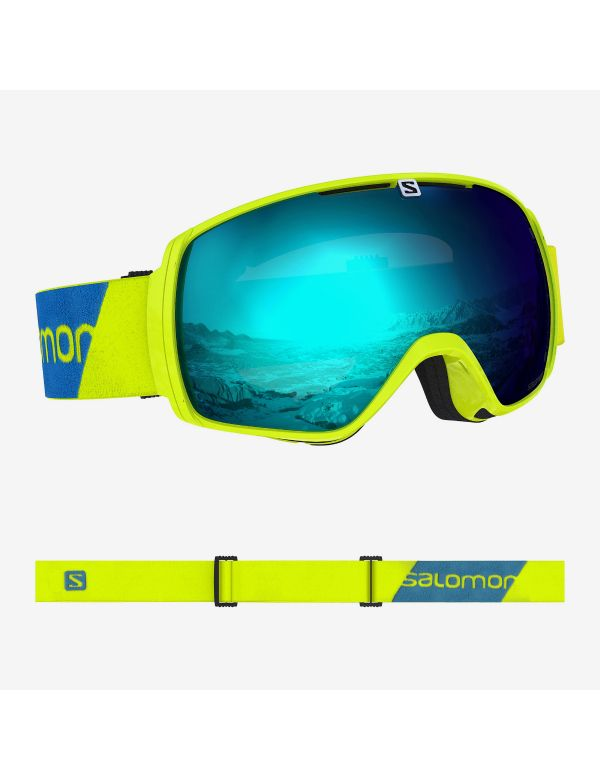 salomon-xt-one-neon-yellow