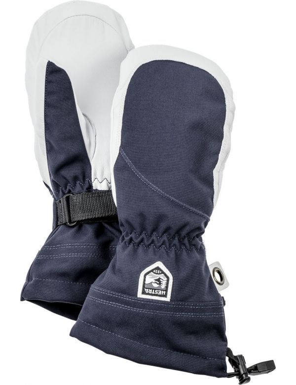 HESTRA ARMY LEATHER HELI SKI MITT FEMALE