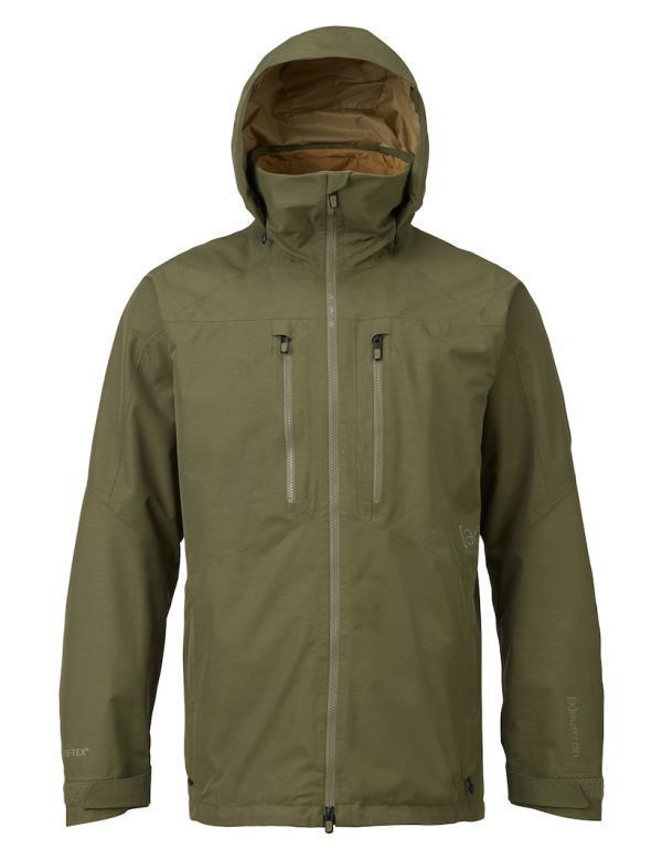 BURTON AK 2L SWASH JACKET dusty olive