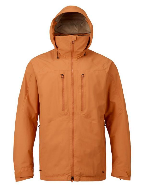 BURTON AK 2L SWASH JACKET golden oak