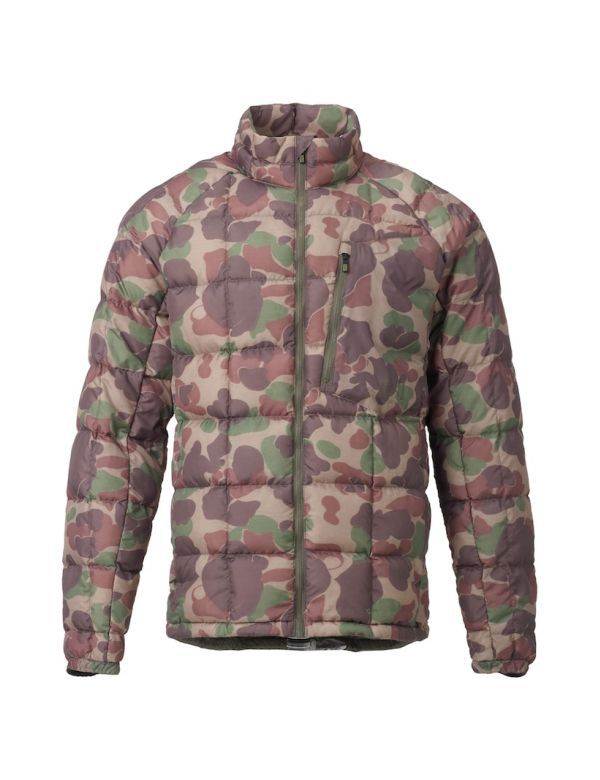 BURTON AK BK DOWN INSULATOR JACKET kodiak camo