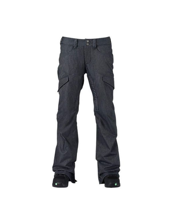BURTON LUCKY PANT denim