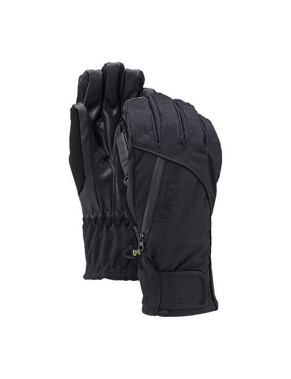BURTON WOMEN'S BAKER 2 IN 1 UNDER GLOVE True black