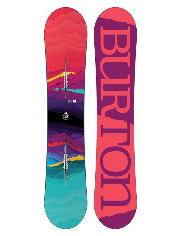 BURTON FEELGOOD 2017 - 2018