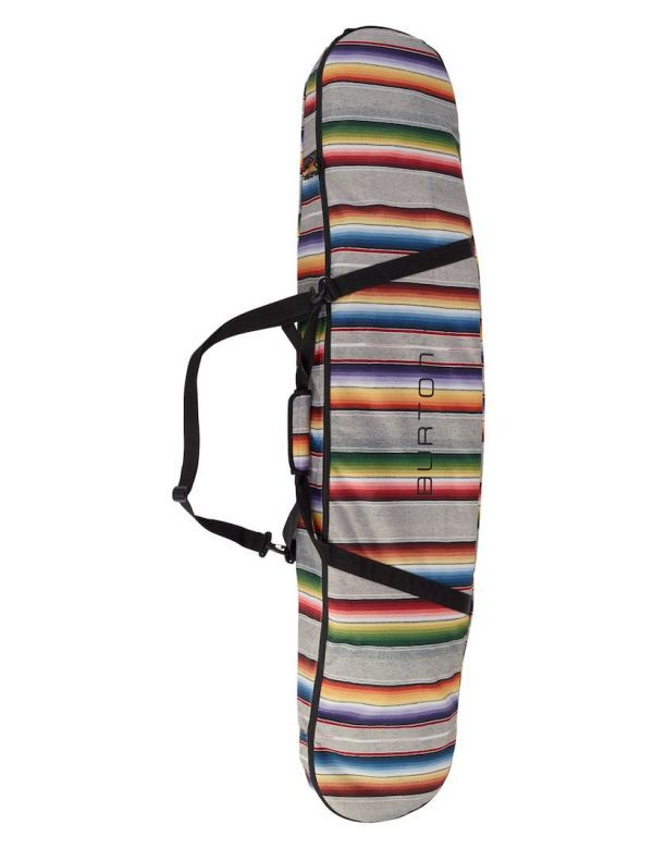 BURTON SPACE SACK 156 bright sinola stripe