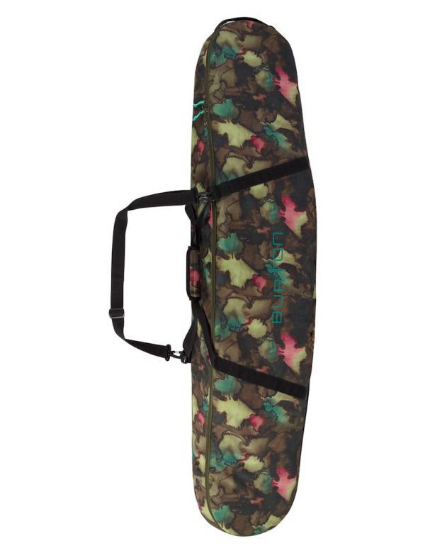 BURTON SPACE SACK 156 tea camo print