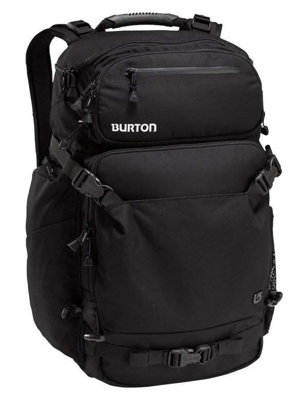BURTON FOCUS CAMERA PACK true black