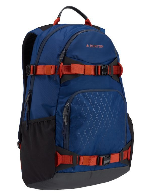 BURTON RIDERS PACK 25L eclipse coated rip