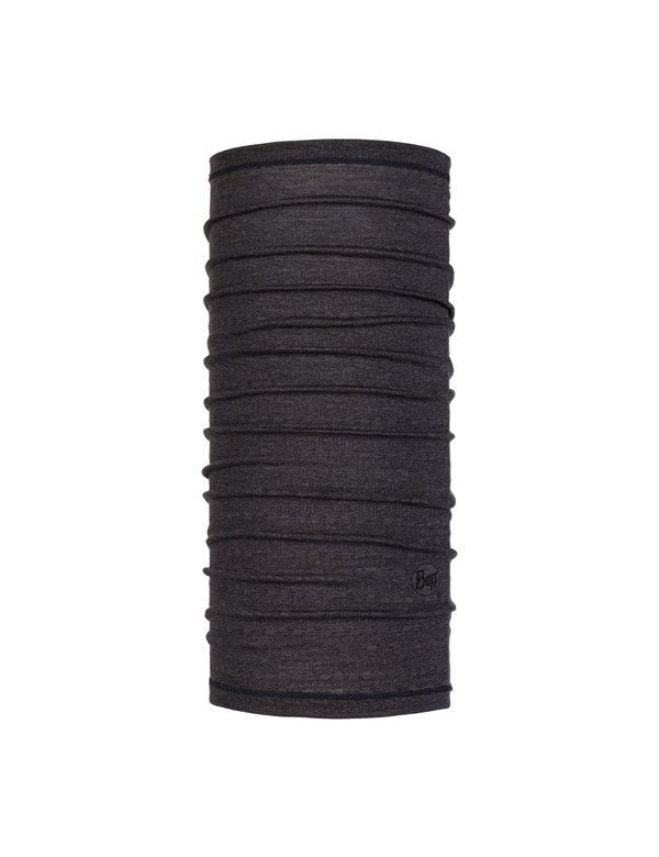 BUFF Lightweight Merino Wool Cubic charcoal