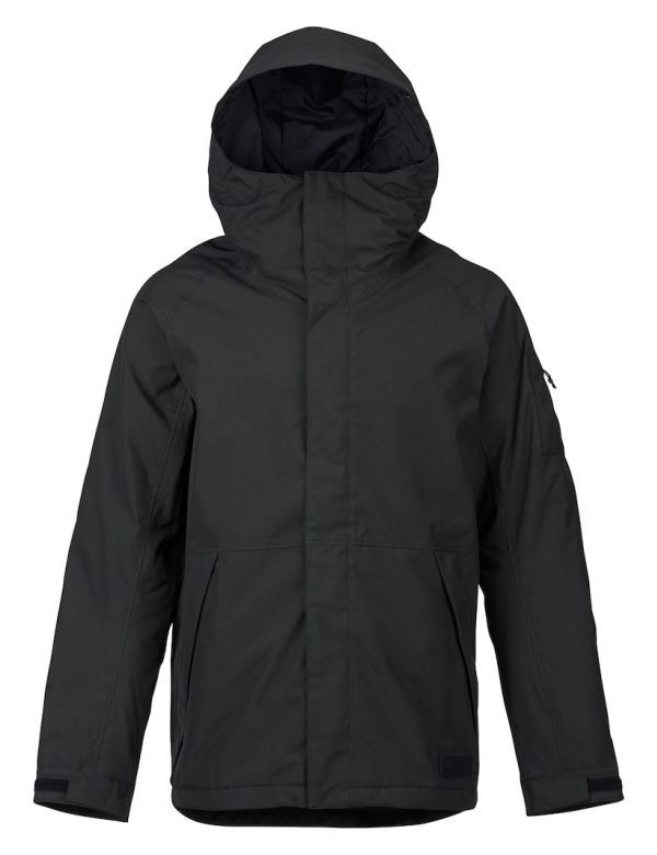 BURTON HILLTOP JACKET true black