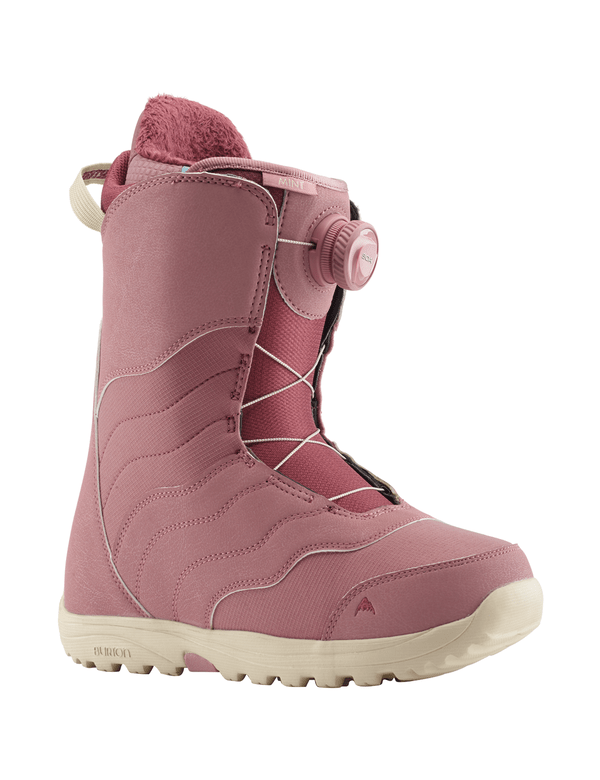 BURTON MINT BOA Dusty rose 2018-2019