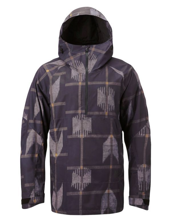 BURTON AK 2L VELOCITY ANORAK JACKET broken arrow