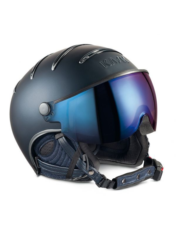KASK CHROME BLUE