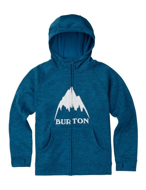 BURTON BOYS OAK FULL-ZIP HOODIE mountaineer