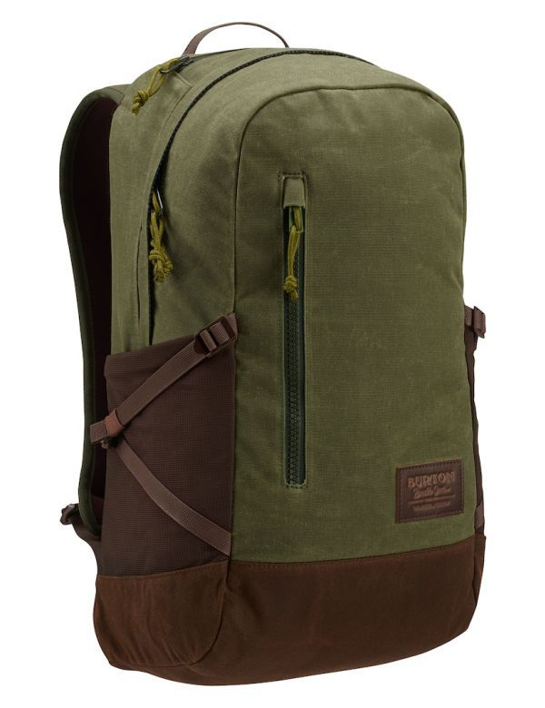 BURTON PROSPECT PACK forest night waxed