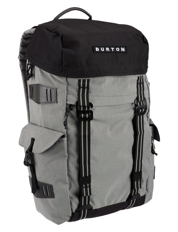 BURTON ANNEX PACK grey heather