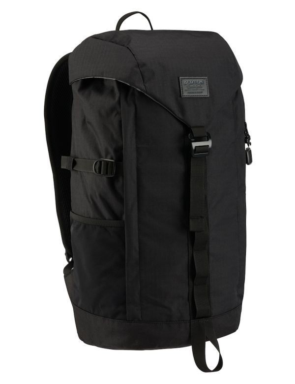 BURTON CHILLCOOT PACK True black triple ripstop