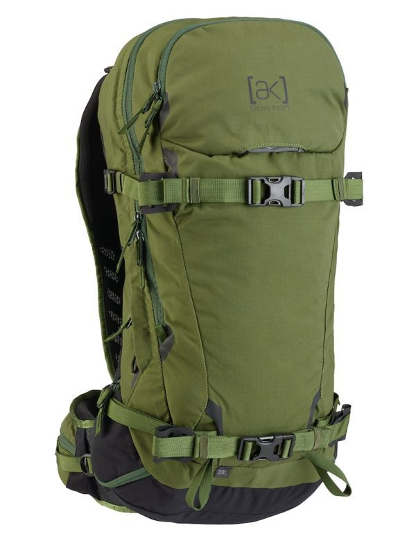 BURTON [AK] INCLINE 20L BACKPACK rifle green ripstop