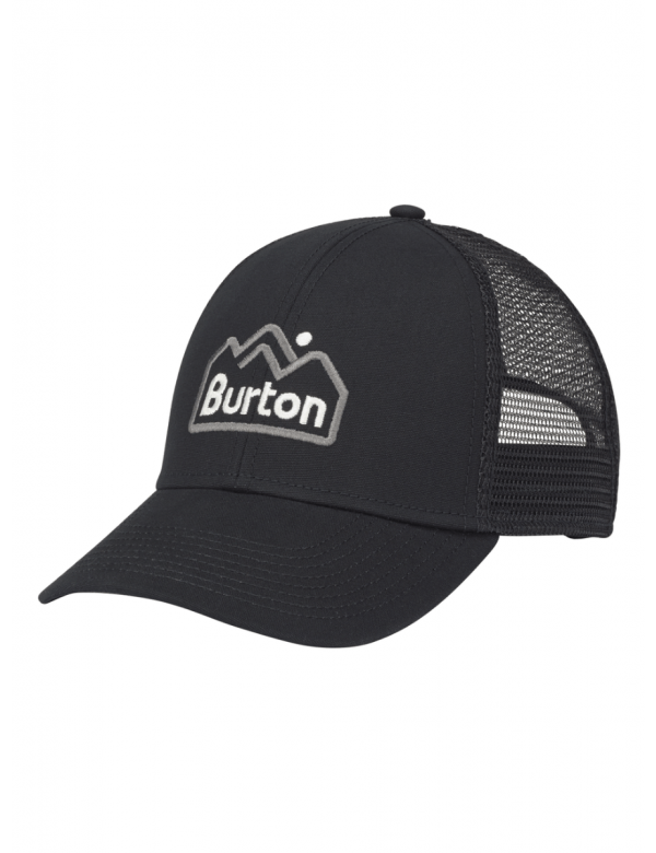 BURTON TREEHOPPER CAP true black