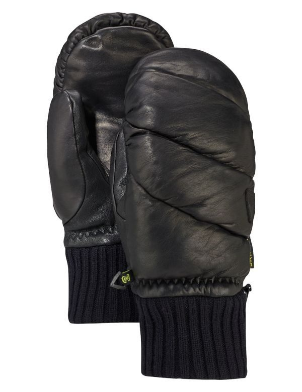 BURTON WOMEN'S WARMEST MITT true black
