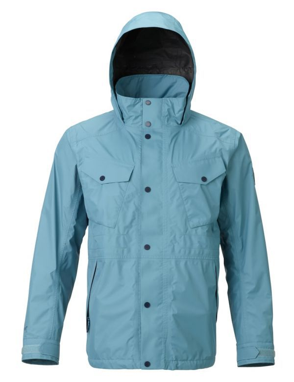 BURTON GORE‑TEX® EDGECOMB RAIN JACKET winter sky