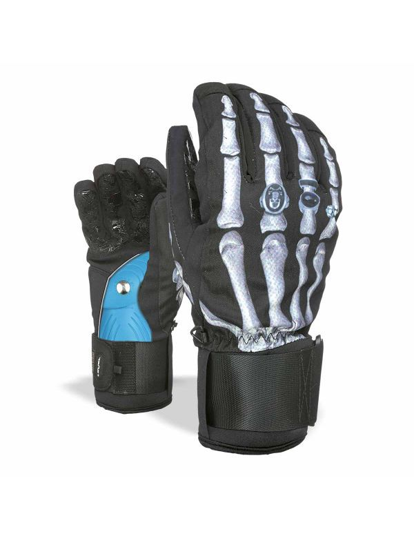LEVEL SWITCH GLOVE Black/White