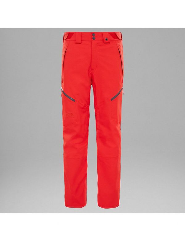 THE NORTH FACE M CHAKAL PANT RED